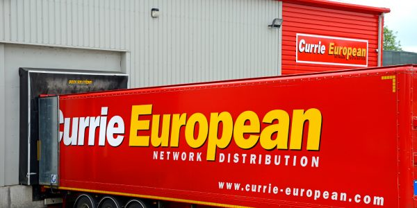 European and UK Haulier based in Scotland and England