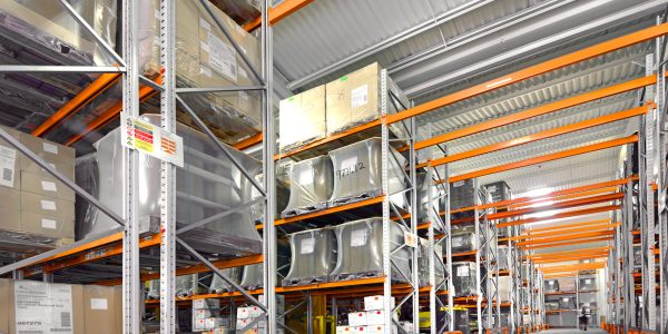 Storage, warehousing