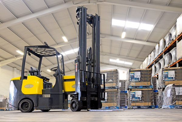 Warehouse stock management