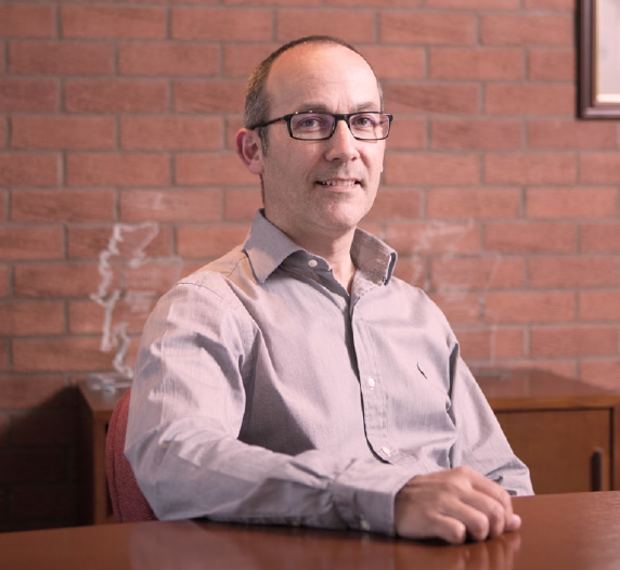 Currie Solutions Managing Director.