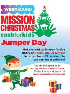 Cash for Kids Jumper Day