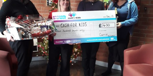 cash for kids fundraising
