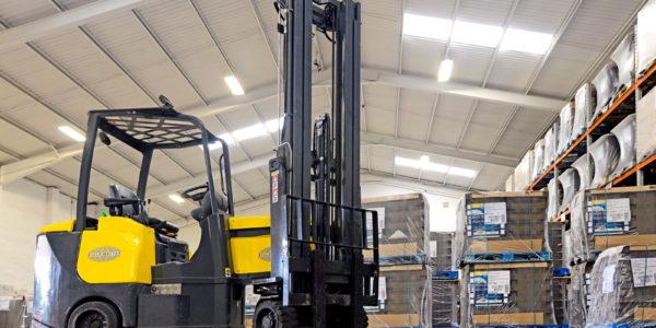 Warehouse, Warrington, logistics