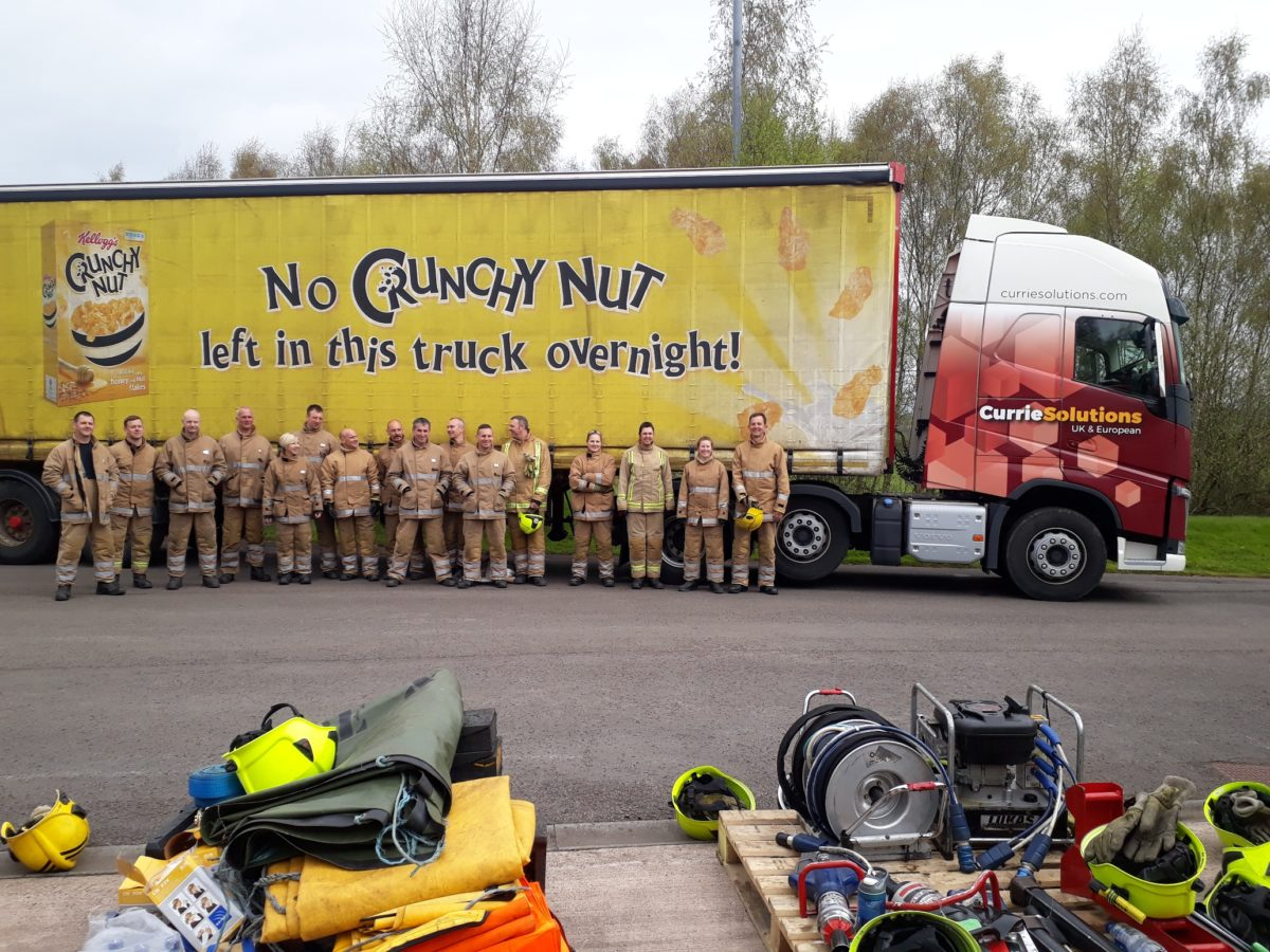 HGV Rescue Training