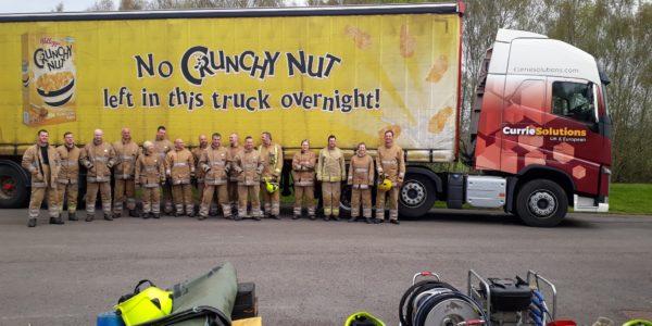 HGV Rescue Training