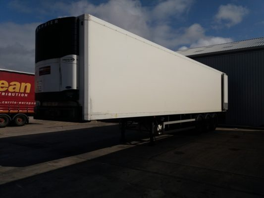 Contracted trailers