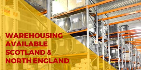 warehousing scotland england