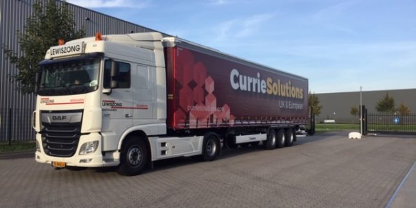 New Curries Trailers