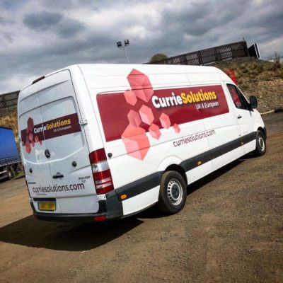 UK courier service
